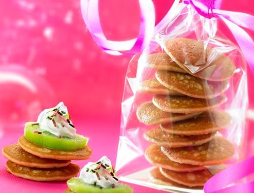 Mini Pancakes Sucrés
